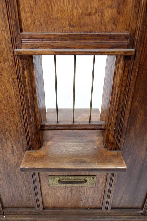 1800s Post Office Window At 1stdibs
