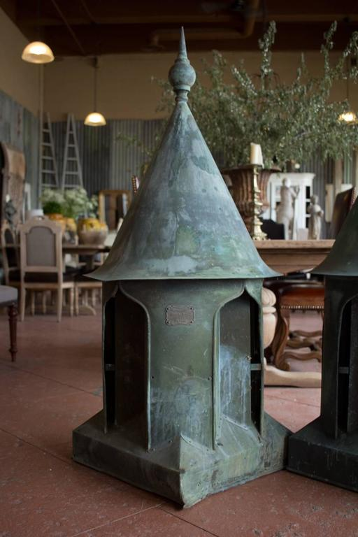 Victorian Copper Roof VentCupola At 1stdibs