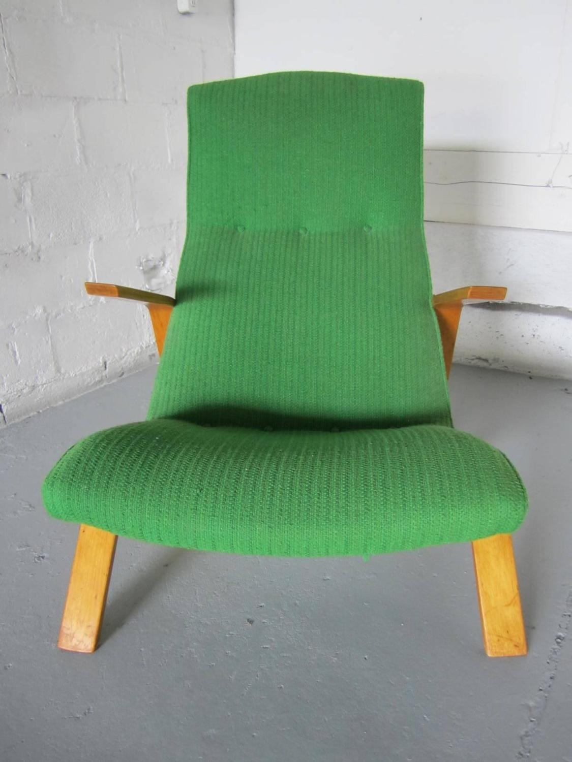 1960s Grasshopper Chair By Eero Saarinen For Knoll Mid