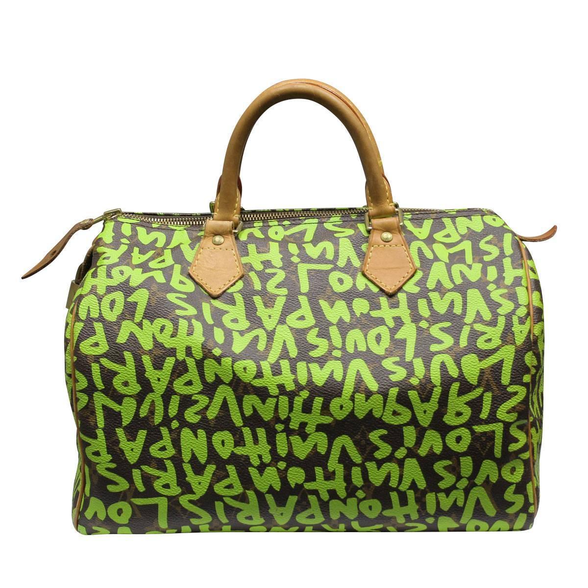 Louis Vuitton Stephen Sprouse Graffiti Replica Confederated