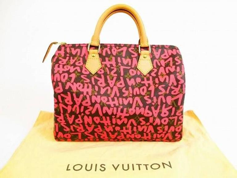 Marc Jacobs Louis Vuitton Graffiti Bags Confederated Tribes Of