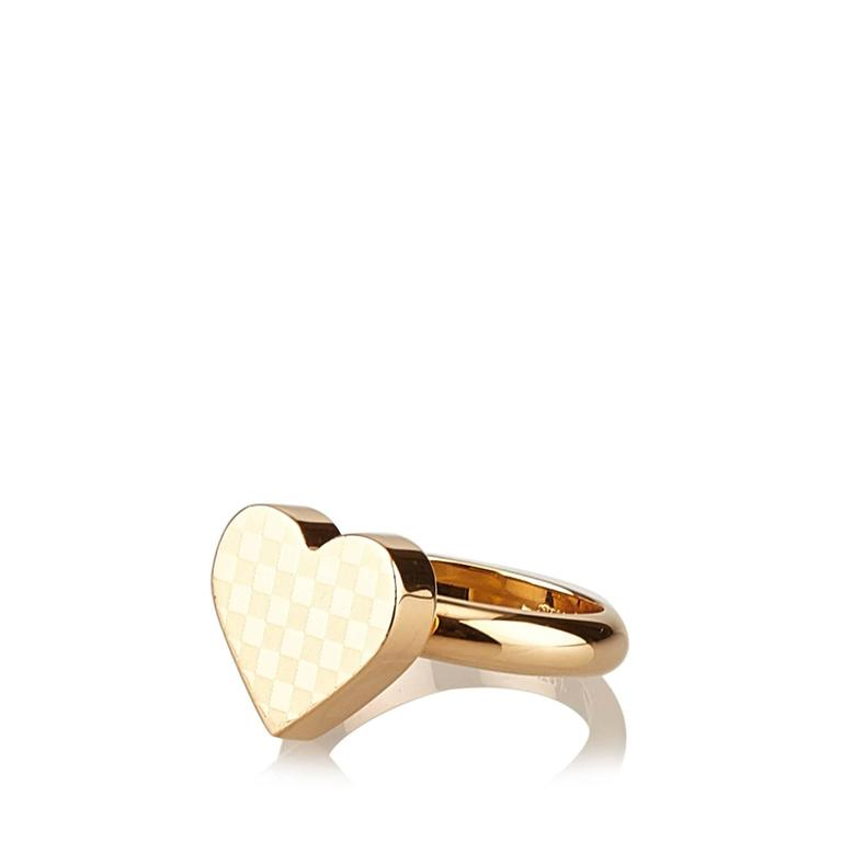 Louis Vuitton Spiky Valentine Ring For Sale At 1stdibs
