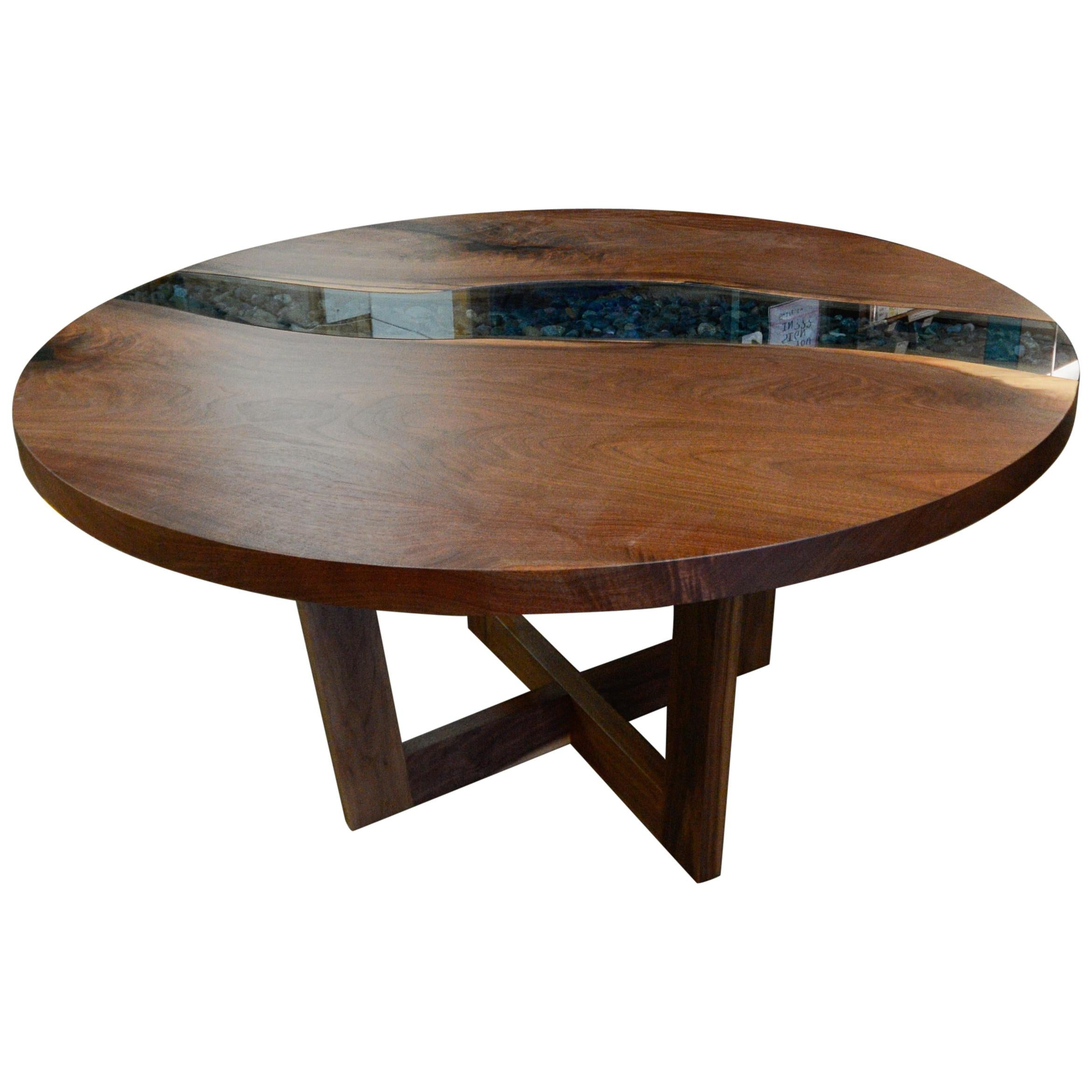 River Run Round Dining Table