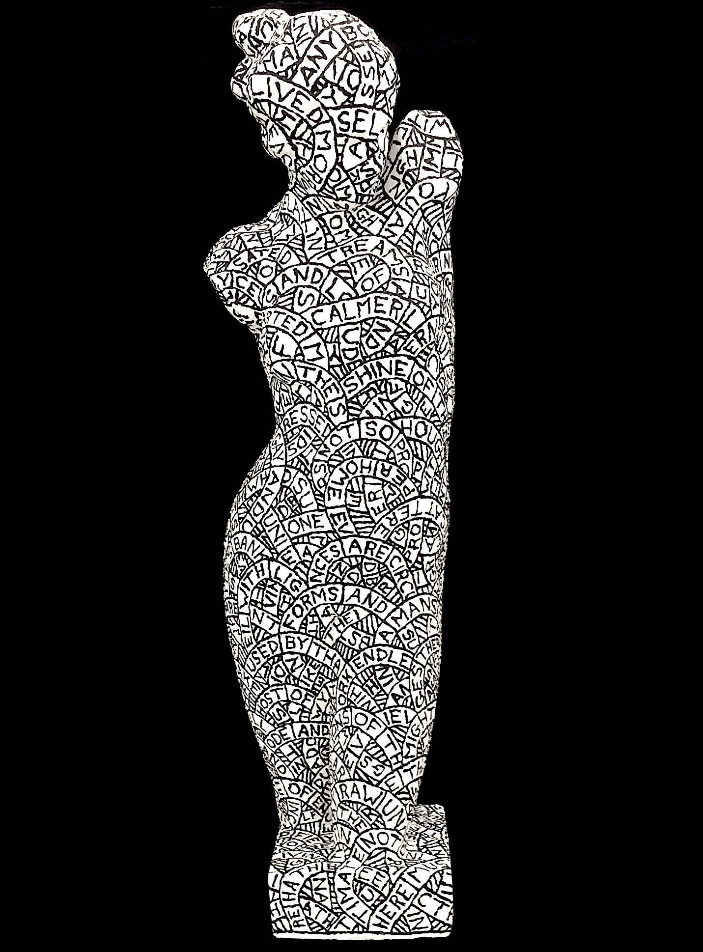 Ruth Gutman Portrait Of Woman Sculpture For Sale At 1stdibs