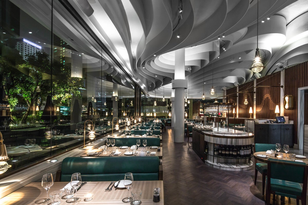 The Continental By David Collins Studio
