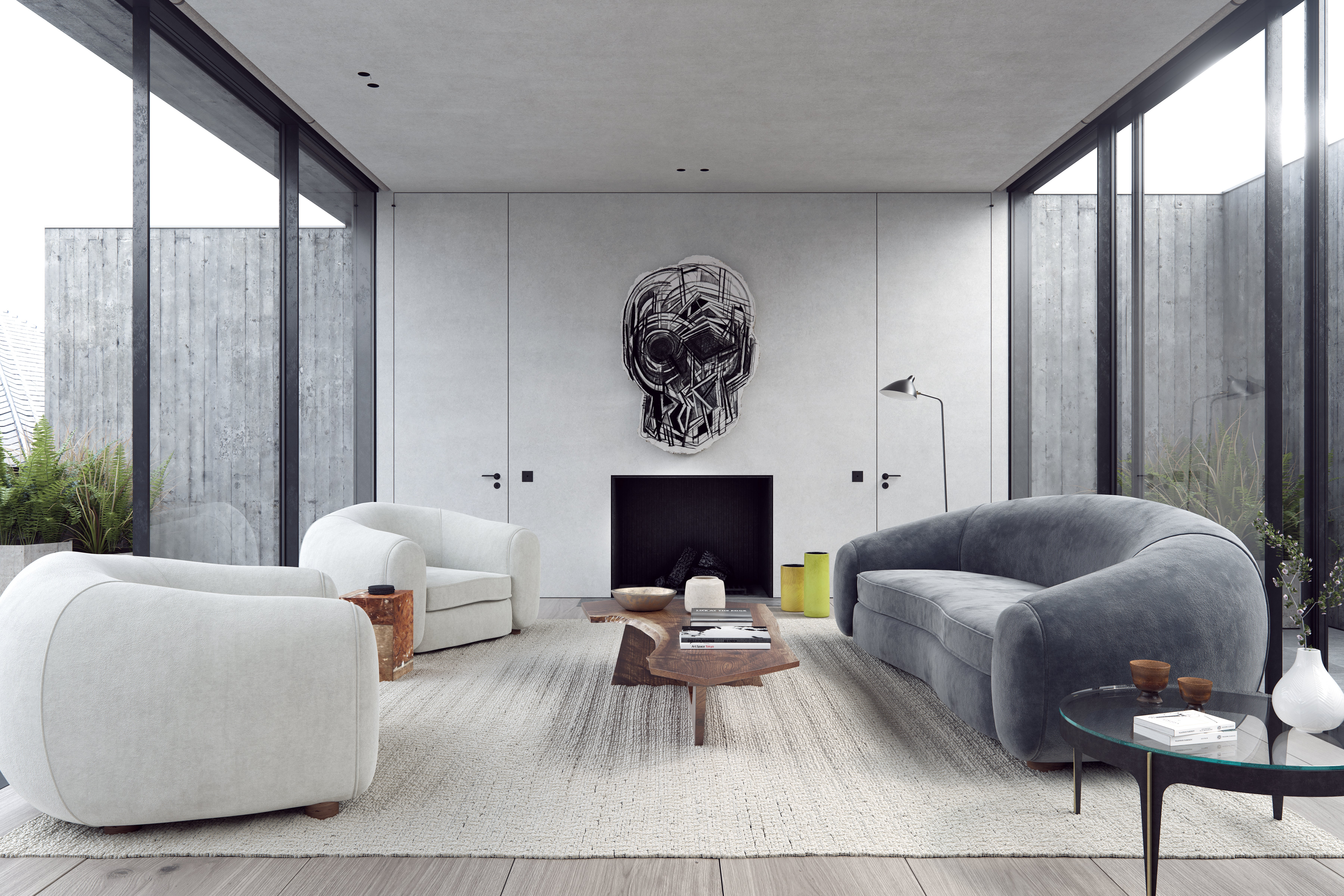 WV-OR Penthouse By Nicolas Schuybroek Architects On 1stdibs