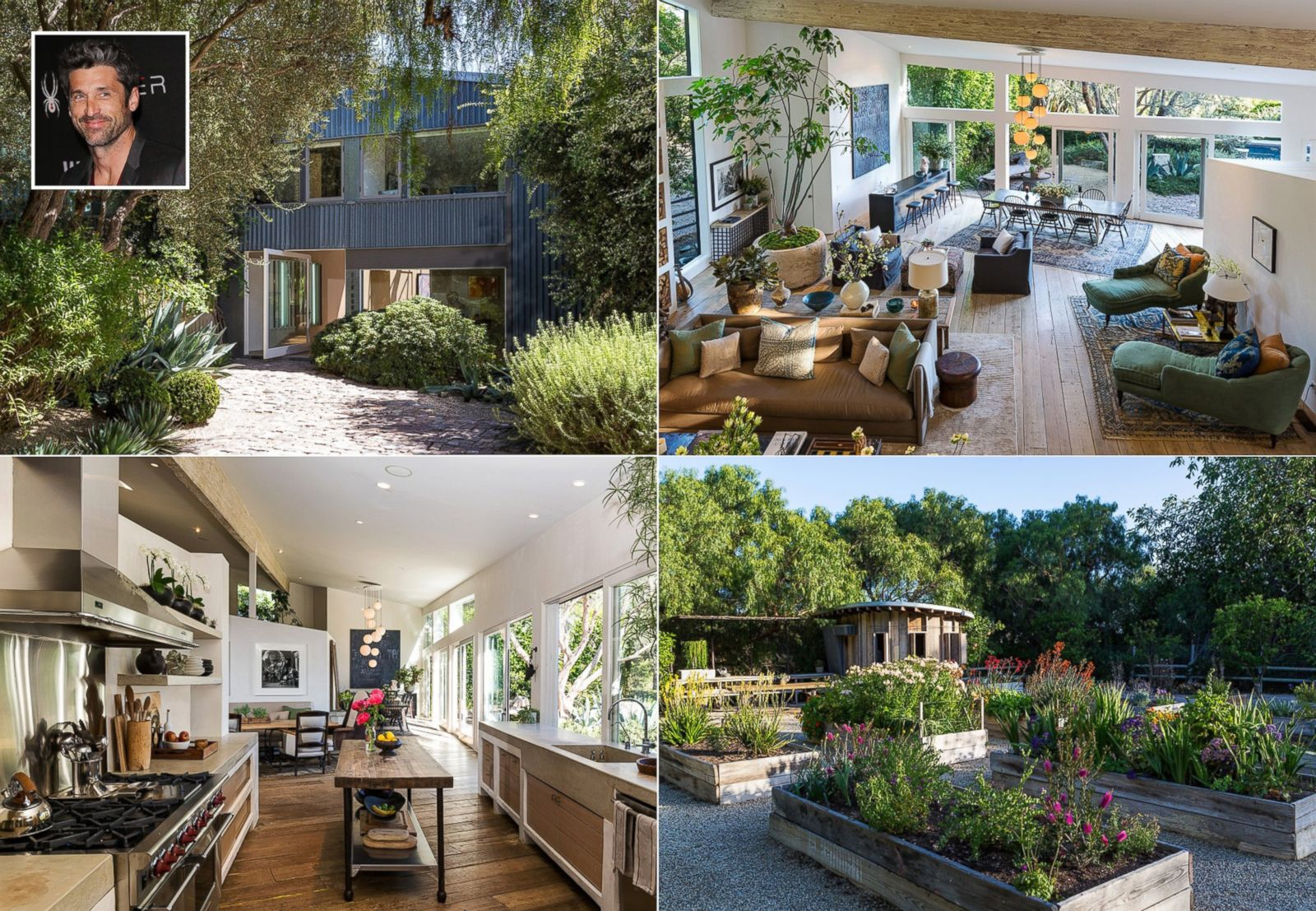 You Can Buy Patrick Dempsey's Home Picture