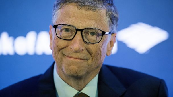 gty bill gates kb 140929 16x9 608 The Rich Get Even Richer on Forbes 400 List