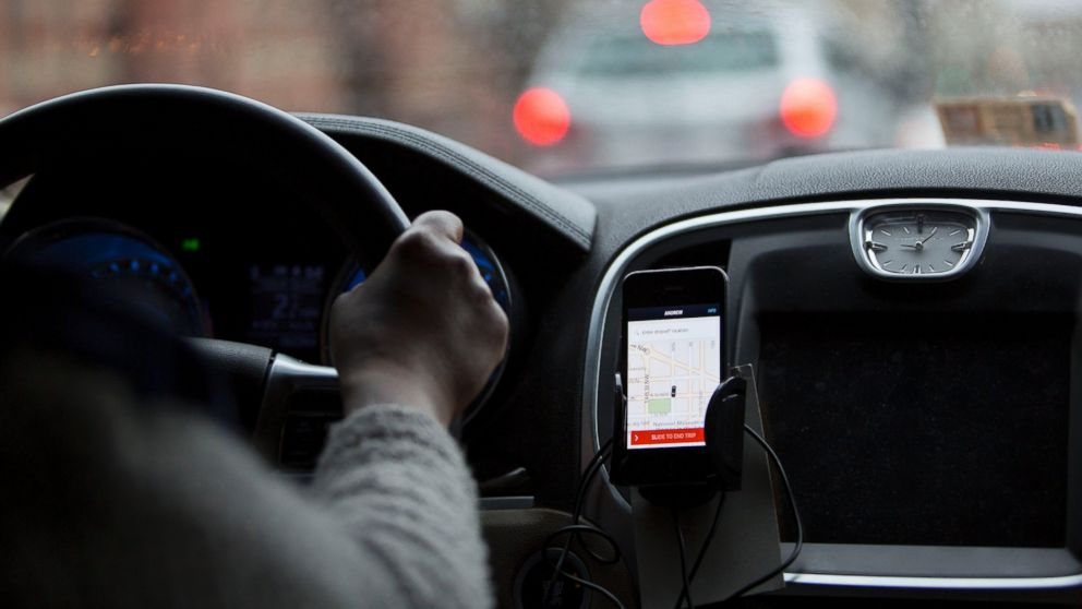 Image result for Uber Driver