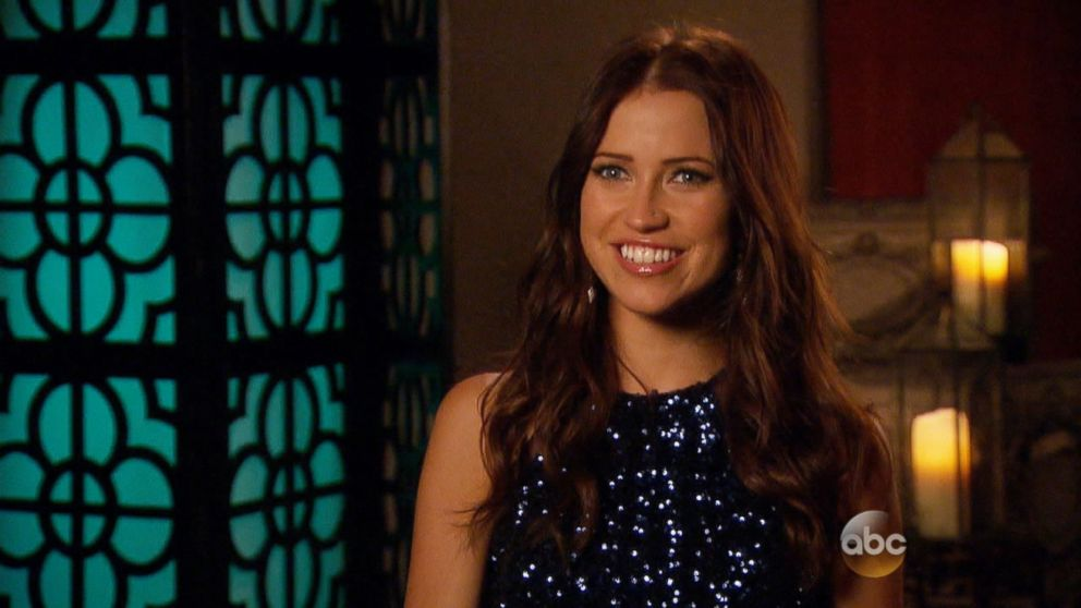 """PHOTO: Kaitlyn is seen here on last nights episode of """"The Bachelorette."""""""