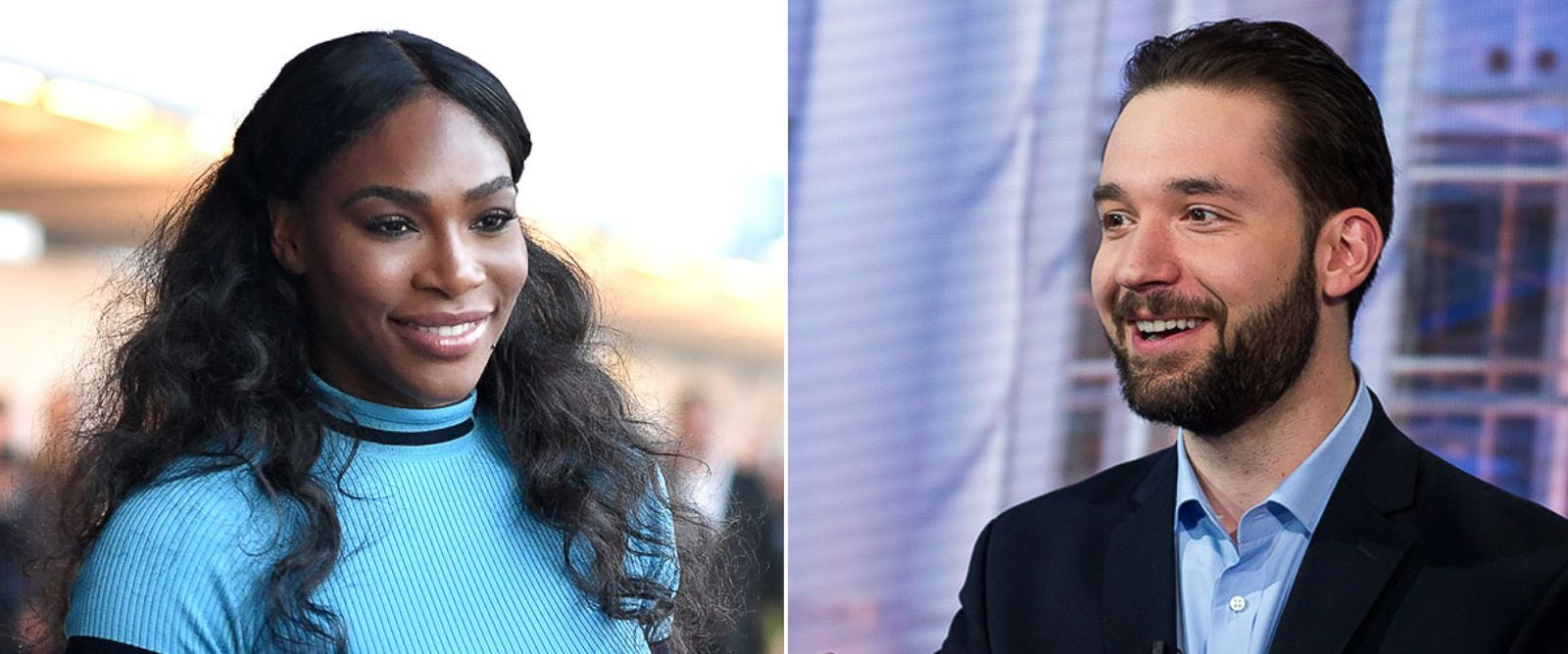 Image result for Serena Williams Is Engaged to Reddit Co-Founder Alexis Ohanian