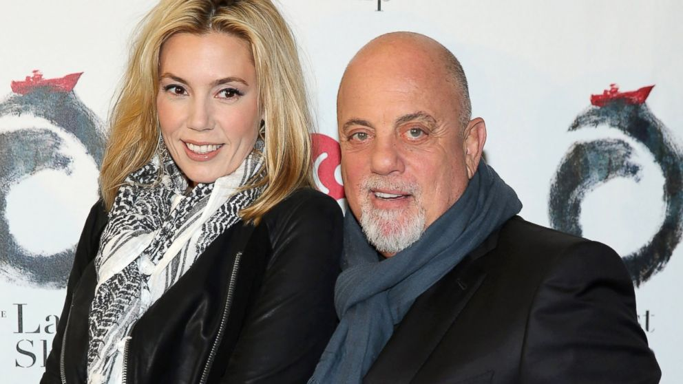 Image result for images of Billy joel and wife