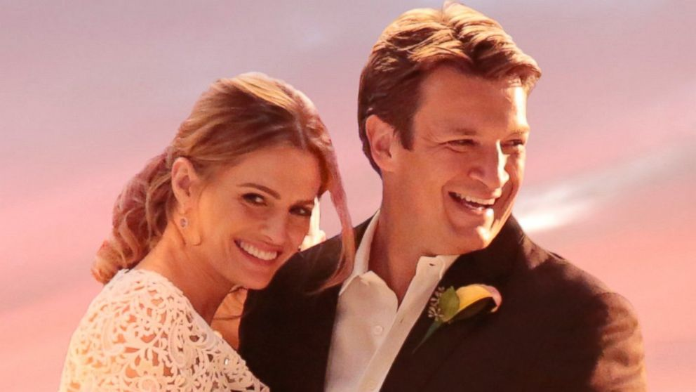 Castle And Beckett Get Married