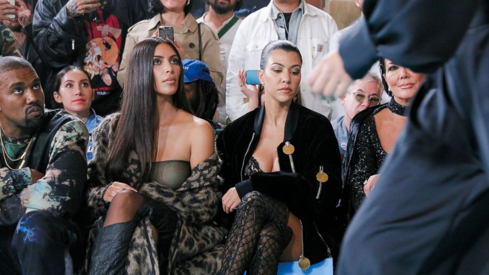 Kim Kardashian Yunice Abbas