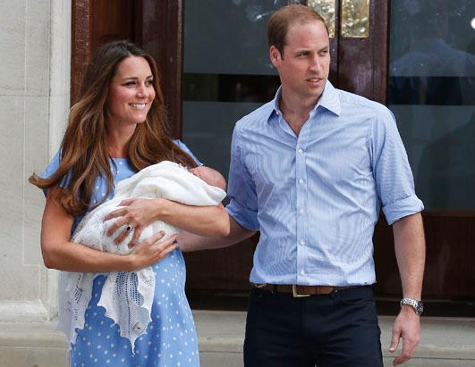 The World Reacts to Royal Baby