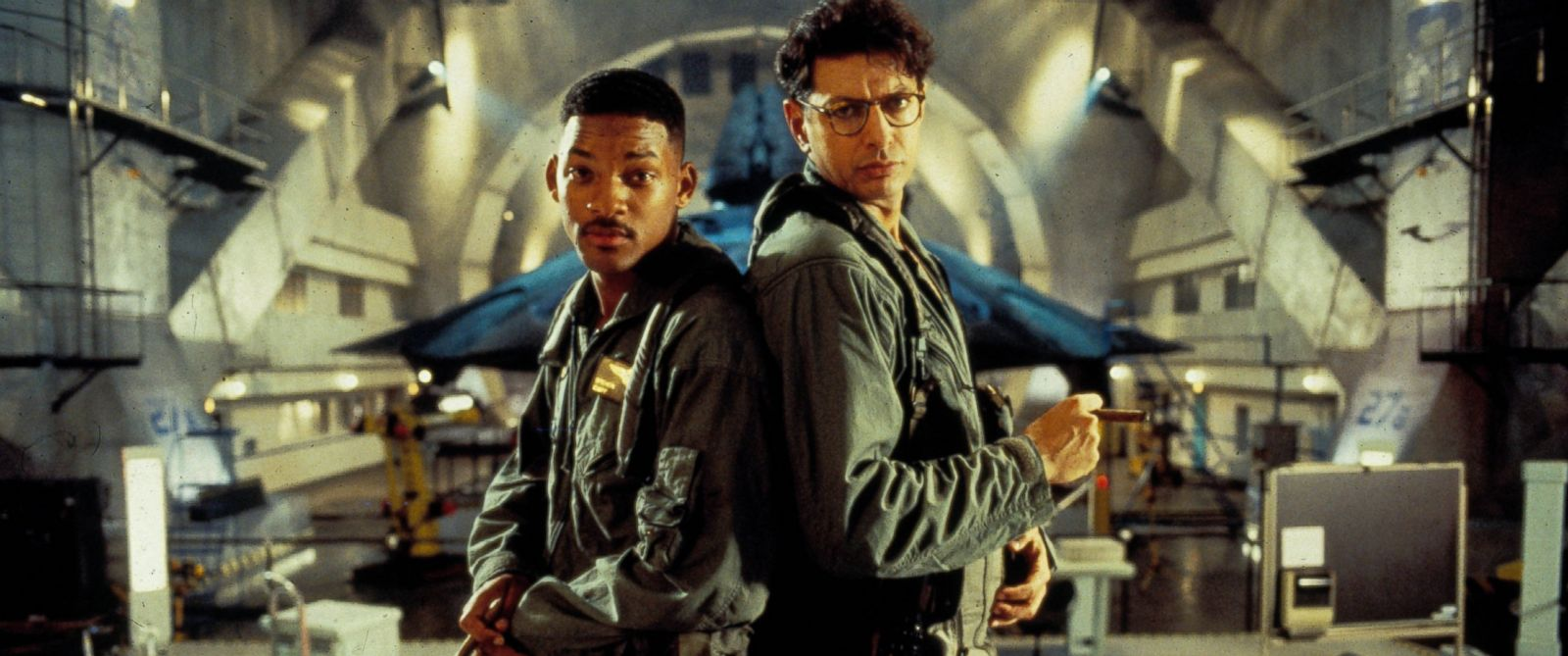 Image result for will smith jeff goldblum