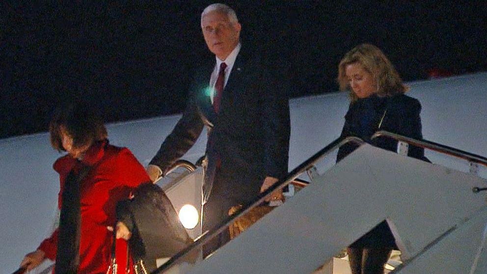 Hasil gambar untuk Vice President Pence will travel abroad to Eastern Europe