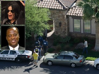 Raids, Death Investigation Not First Brush With Law for Michael Jackson Doctor Conrad Murray
