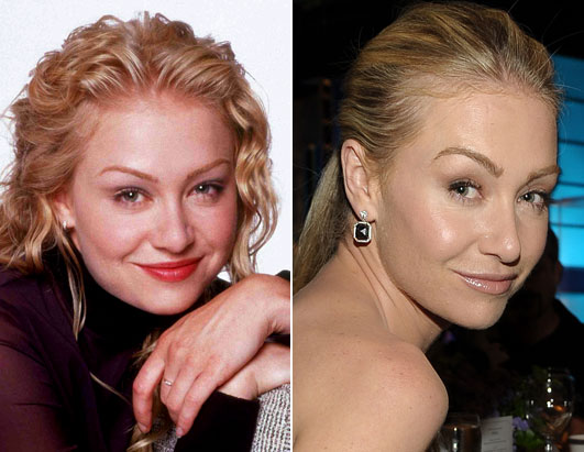 Ally McBeal Cast: Then And Now Portia De Rossi Picture
