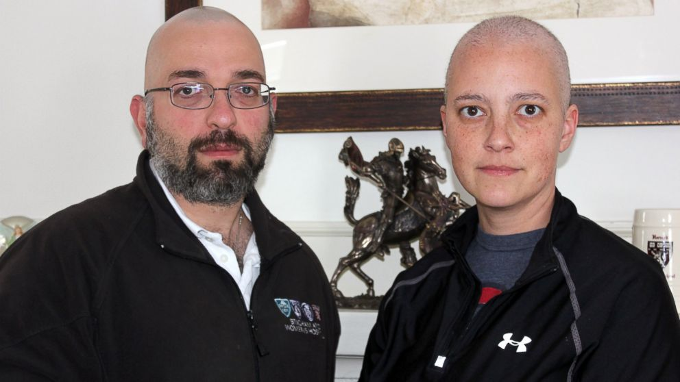 PHOTO: Hooman Noorchashm and his wife, Amy Reed, have been trying to ban practice of surgical morcellation.