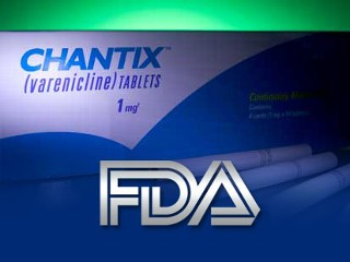 Popular Stop-Smoking Drugs to Carry Mental Health Risk Warnings, CHANTIX, FDA