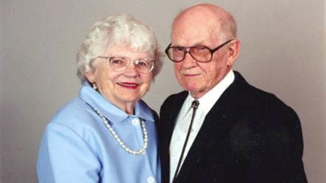 PHOTO: Dorothy and Armond Rudolph refuse to eat food or drink liquids in order to die.