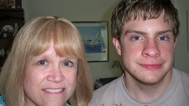 PHOTO: Rebecca Blackwell and her son Tyler