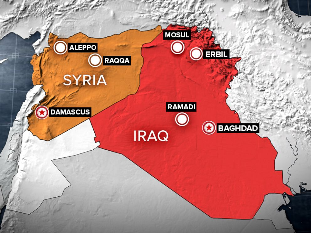 Image result for Iraq, Syria