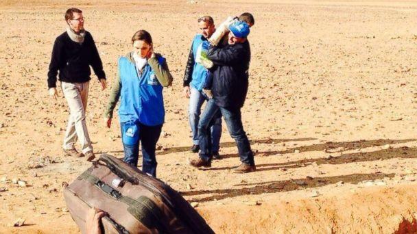 Bgs4AKoIYAECFXm 16x9 608 Boy, 4, Found Wandering Desert Alone