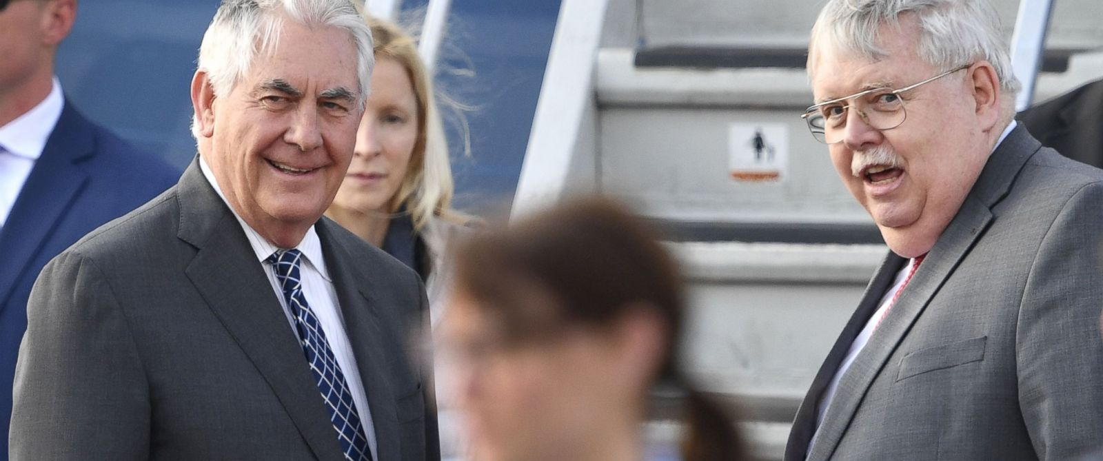 Image result for photos of rex tillerson in russia 2017