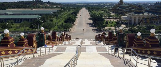 Take a Tour of Naypyidaw, Myanmar's Ghost Town Capital ...