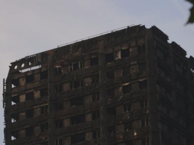 PHOTO: Survivors recount the Grenfell Tower fire in London that left at least 80 people dead or missing.
