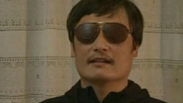 VIDEO: Legal activist Chen Guangcheng mysteriously ducks house arrest.