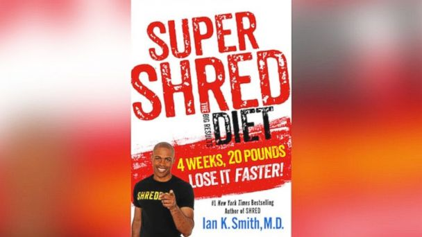 HT shred diet jtm 131231 16x9 608 Super Shred Diet: Week 1 Menu, Grocery List and Bonus Recipes