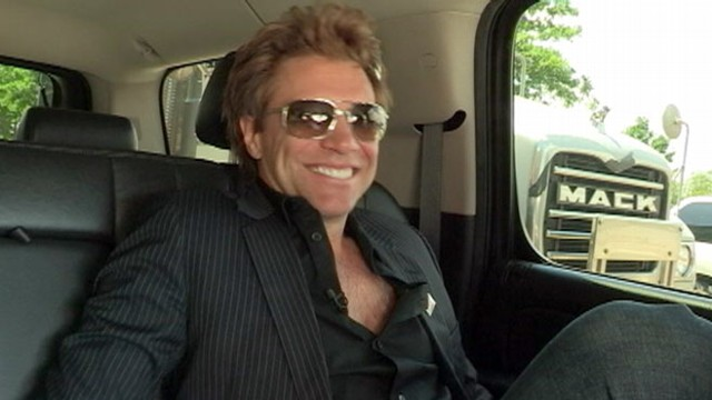Bon Jovi Dad Created My Look Video ABC News