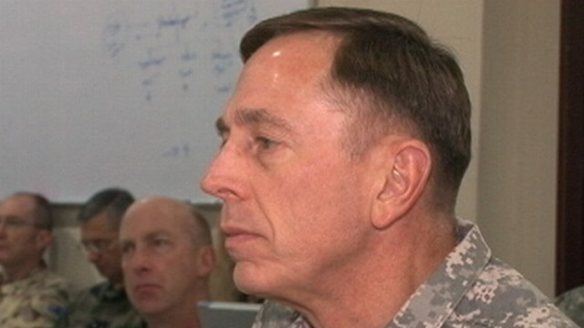 Petraeus Sex Scandal: New Details