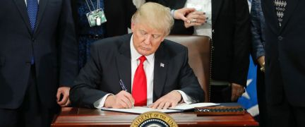 Image result for trump executive orders