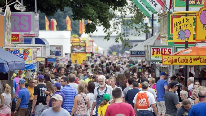 Spotlight Iowa State Fair