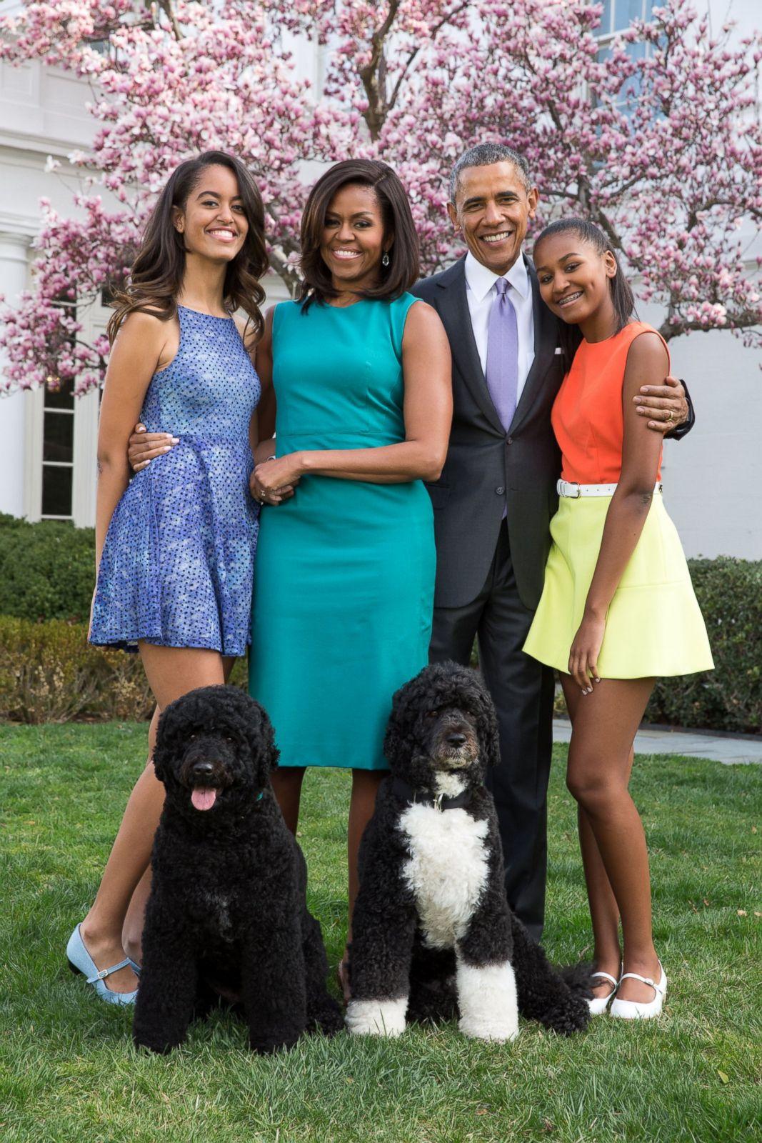 Image result for obama family