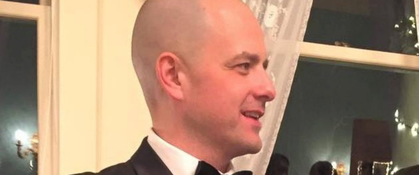 PHOTO: Evan McMullin is seen in this undated profile photo from his Facebook page.