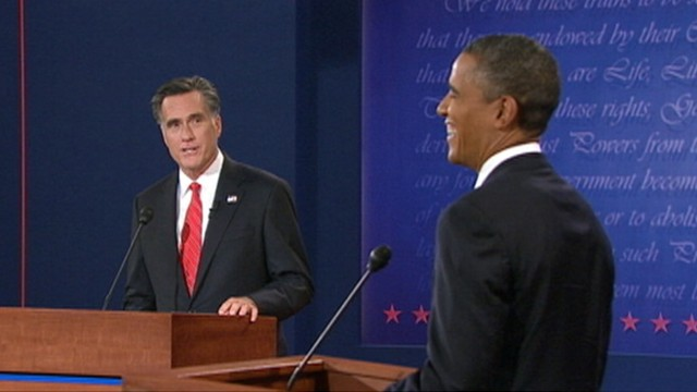 VIDEO: Mitt Romney congratulates the president and first lady on their 20th wedding anniversary.