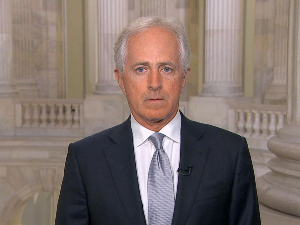 Image result for photos of sen bob corker