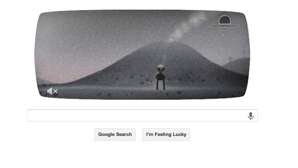 Google commemorates Roswell UFO with an interactive doodle.