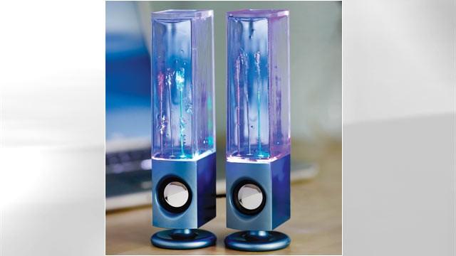 20 Inch Light Speakers