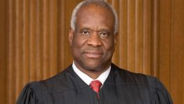 Image result for justice clarence thomas