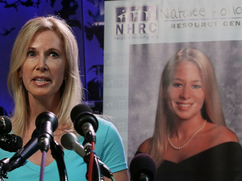PHOTO: Beth Holloway participates in the launch of the Natalee Holloway Resource Center on June 8, 2010 in Washington.