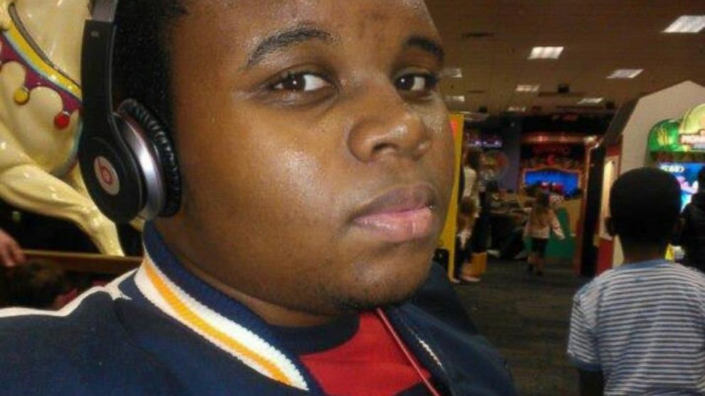 PHOTO: Michael Brown is seen in this photo posted to Facebook, May 19, 2013.