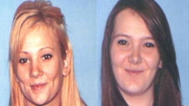 PHOTO:A truck linked to two missing Missouri women was found on a dusty, country road this weekend, raising concerns about foul play. The two sisters, Britny Haarup, 19, and Ashley Key, 22, disappeared June 13, 2012 from a home in the western Missouri to