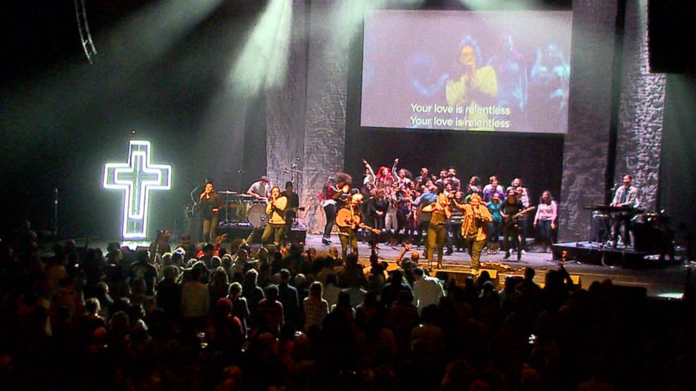 Image result for Hillsong Church getty images