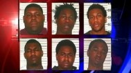 PHOTO:14 men and five juveniles are being charged have been charged in connection with the gang rape of an 11-year-old girl.